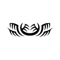 Tribal Design Tatto Style 07451