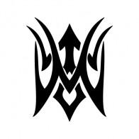 Tribal Tattoo Style 07543