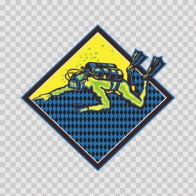 Scuba Diving 07913