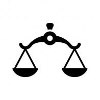 Scale Libra Justice 08109