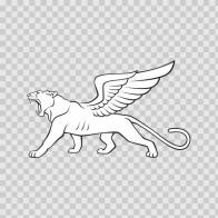 Royal Lion Griffin 08393