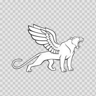 Royal Lion Griffin 08395