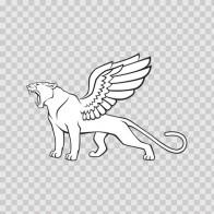 Royal Lion Griffin 08396