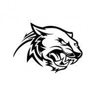 Panther Cougar Head 08410