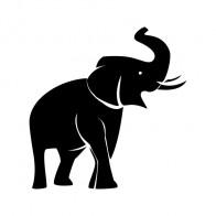 Elephant Figure 08797