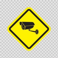 Cctv Surveillance Sign 09024