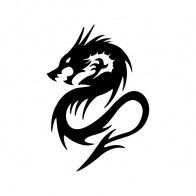 Dragon Figure 09351