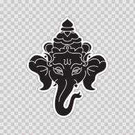 India Elephant 09467