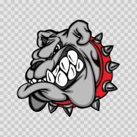 Dog Bulldog 09548