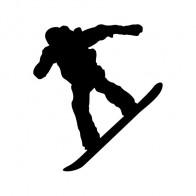 Snowboard Figure 09785