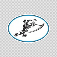 Ice Hockey Player 09800