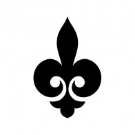 Fleur-De-Lis 10064