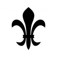 Fleur-De-Lis 10065