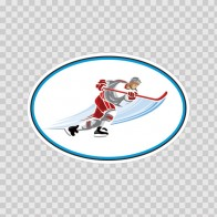 Ice Hockey Player 10203
