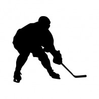 Ice Hockey Player Figure 10226