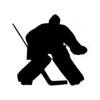 Ice Hockey Player Figure 10230