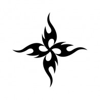 Tribal Cross 10362
