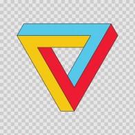 Penrose Triangle 10513
