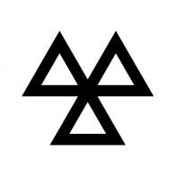 Three Triangles 10524