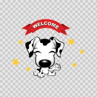 Welcome Puppy 10949