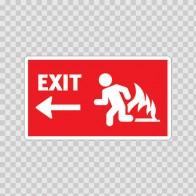 Fire Exit 11092
