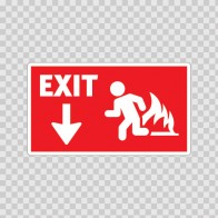 Fire Exit 11094