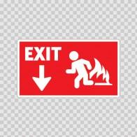 Fire Exit 11094