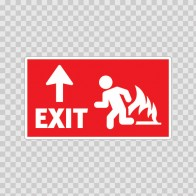 Fire Exit 11095