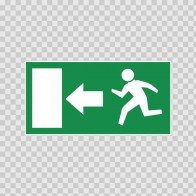 Fire Exit 11098