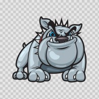 Angry Bulldog 11309