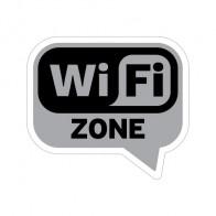 Wifi Zone. Gray Dark 12015