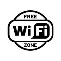 Wifi Free Zone 12019