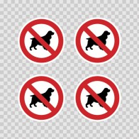 No Dogs Allowed 12121