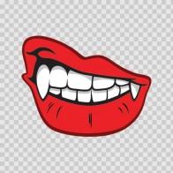 Vampire Dracula Smile 12224