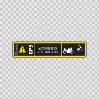 Motorbike Is Gps Protected 14080
