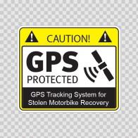 Gps Protected Motorbike 14162