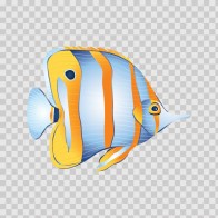 Coral Reef Fish 15732