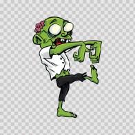 Zombie Walking 15880