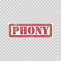 Phony Stamp Style 21705