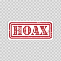 Hoax Stamp Style 21707