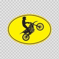 Motocross Figure 22075
