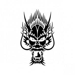 China Dragon Head 00500