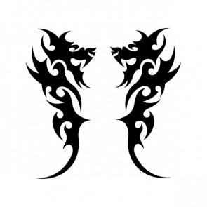 Pair Of Dragons 00505