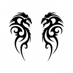 Pair Of Dragons 00510