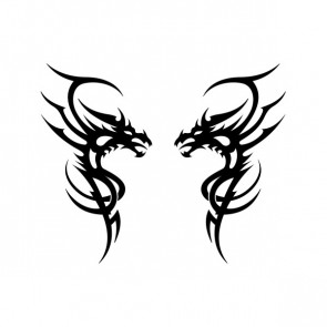 Pair Of Dragons 00514
