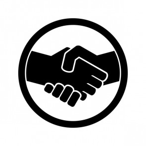 Handshaking Agreement Symbol 00940