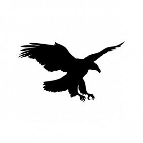 Eagle Flying Figure 00952
