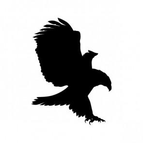 Eagle Flying Figure 00955