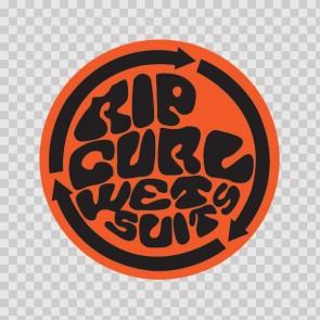 Rip Curl Wet Suits Logo 01294