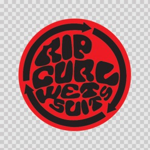 Rip Curl Wet Suits Logo 01295